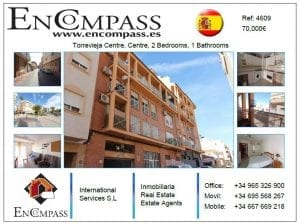 Torrevieja Apartments for sale