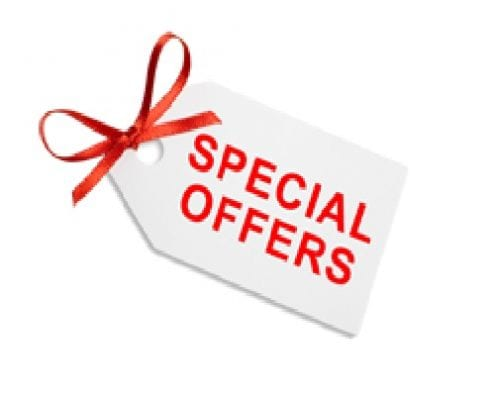 The Wood Place Special Offers